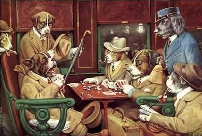 3 Dogs Poker