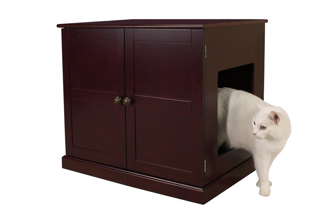 Litter Box Cabinet | Animals Zone