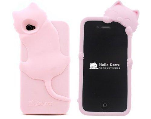 Cute Face Cat Soft Case Cover | Animals Zone
