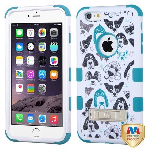 MyBat TUFF Hybrid Phone Protector Cover | Animals Zone