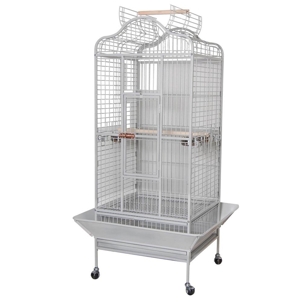 Large Ladder Bird Parrot Aviary Flight Breeding Cockatiel Finch Cage | Animals Zone