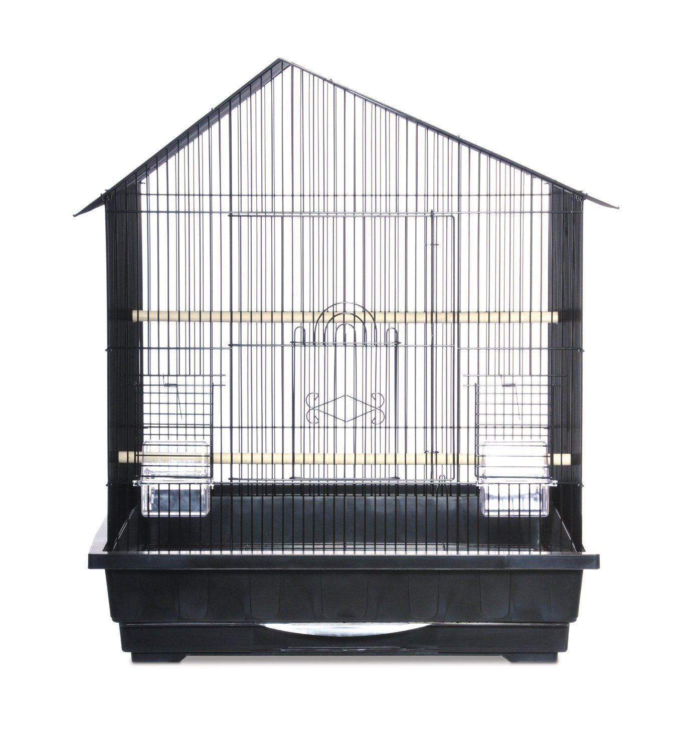 Offset Roof Cockatiel Cage | Animals Zone