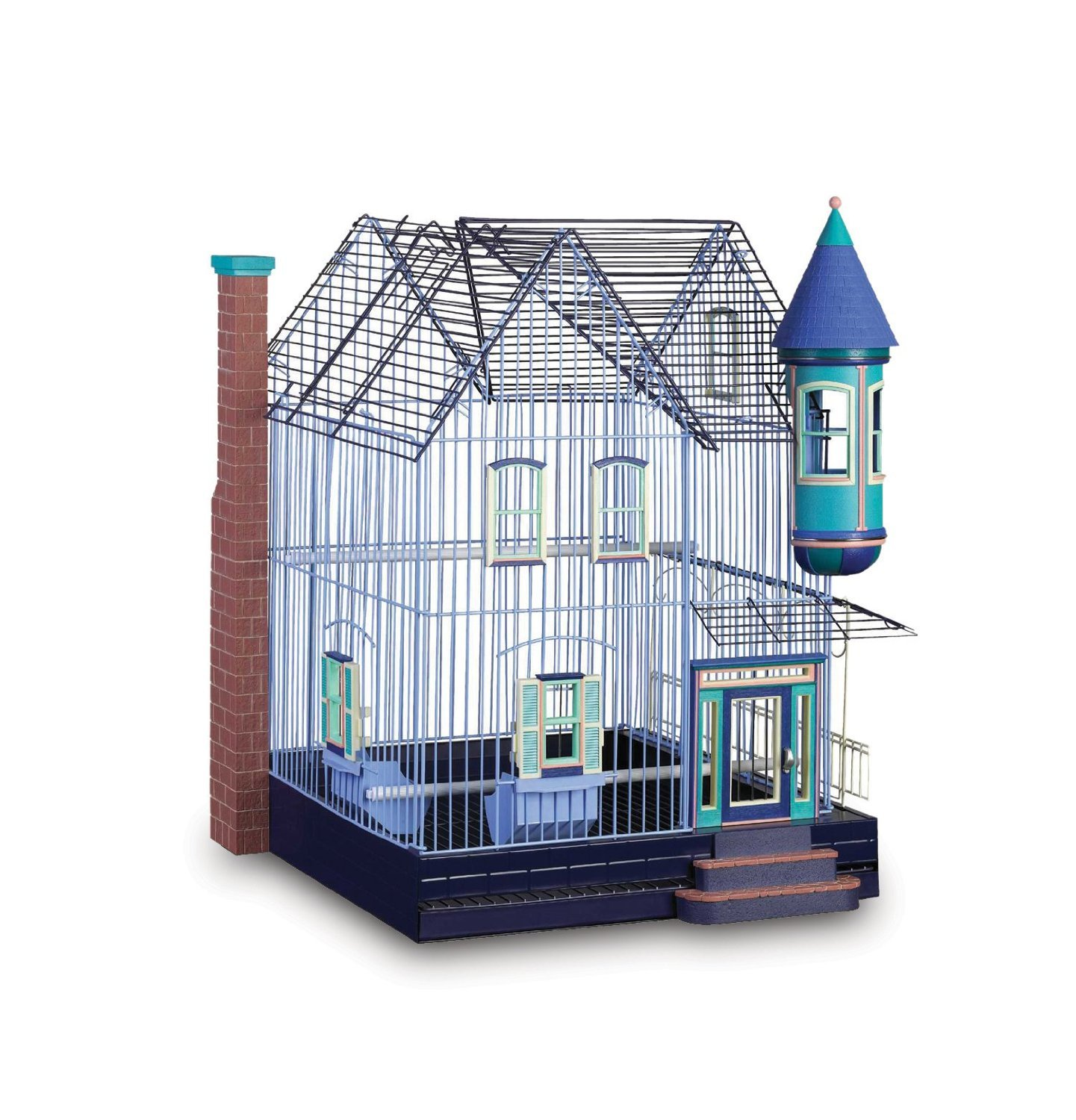 Featherstone Heights Victorian Bird Cage | Animals Zone