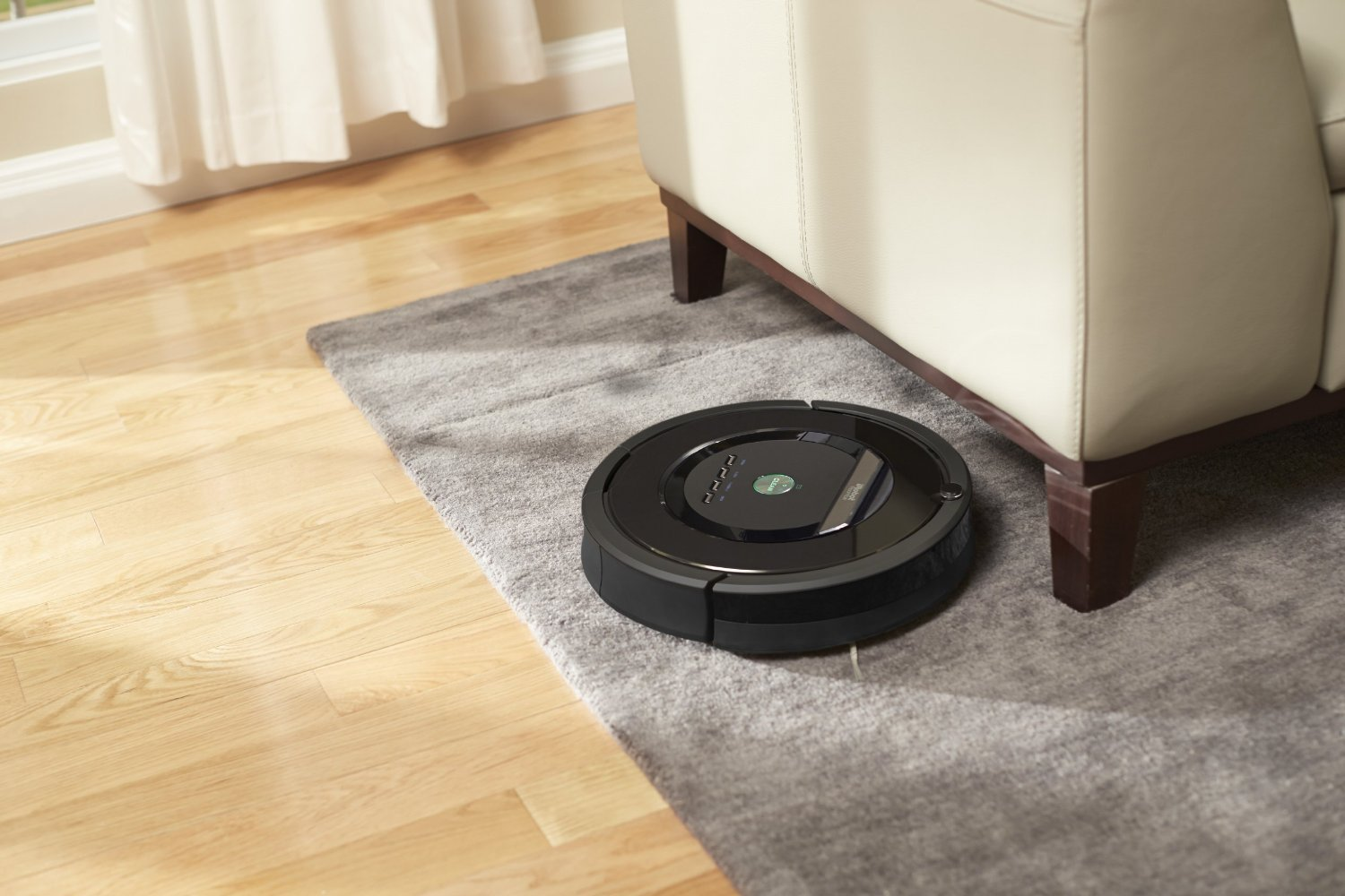 iRobot Roomba 880 Vacuum Cleaning Robot For Pets and Allergies | Animals Zone