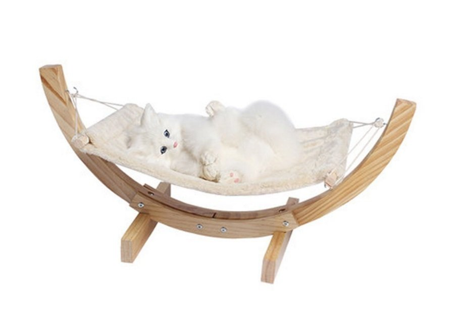 Holiday Gift Guide: PoodleHouse Comfortable Cat Hammock Bed | Animals Zone