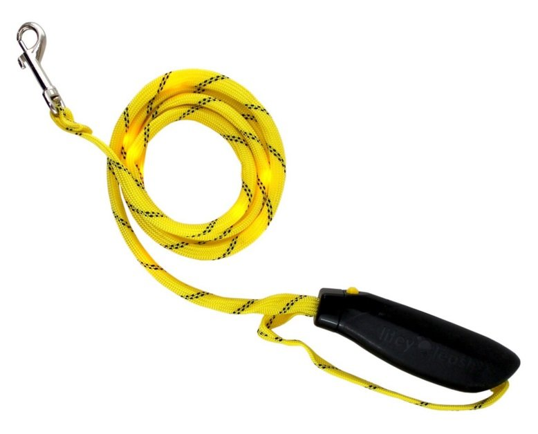 Holiday Gift Guide: Litey Leash The 5-Foot LED Nighttime Leash | Animals Zone