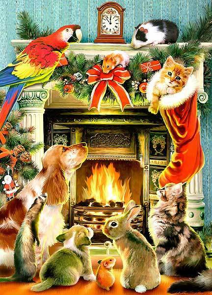 Quotes On Loss: Merry Christmas To All The Animals