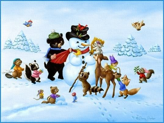 Merry Christmas To All The Animals Animals Zone