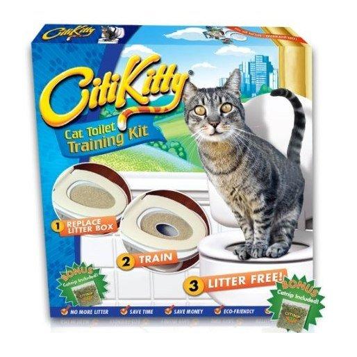 Citi Kitty Cat Toilet Training Kit