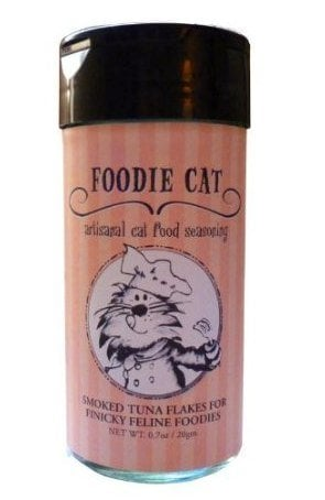 Food seasoning for cats