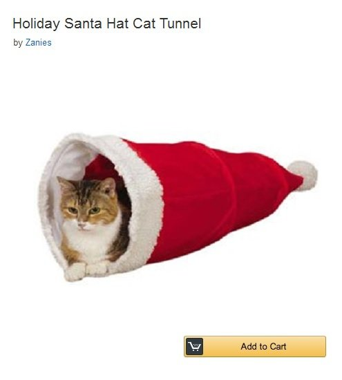 santa-hat-tunnel