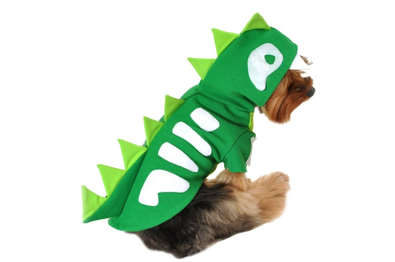 Dinosaur Cape Dog Costume | Animals Zone