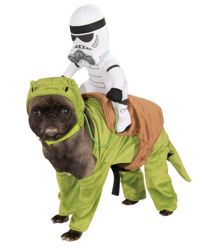 Dewback Pet Rider Costume | Animals Zone