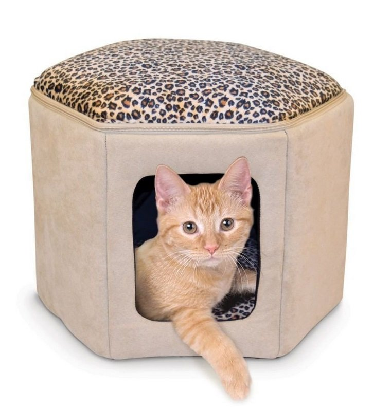 Leopard Cat Bed | Animals Zone