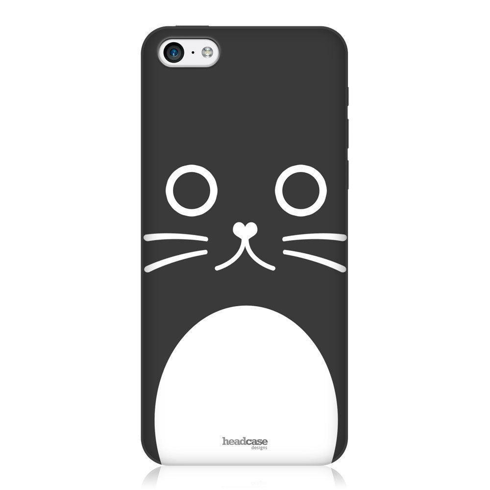 The Cat Cartoon Animal Face Case | Animals Zone