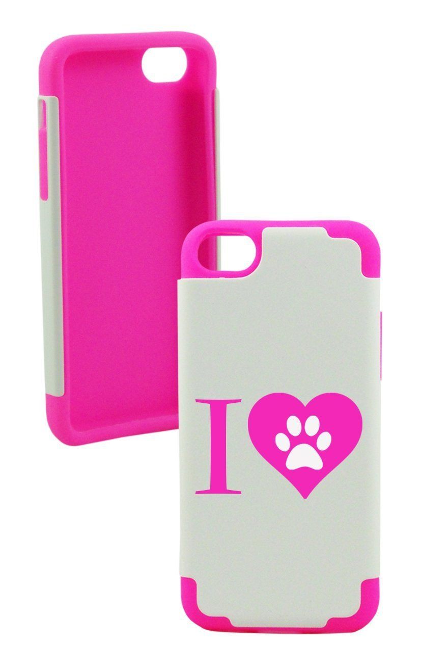 Love Puppy Plastic & Silicone Case | Animals Zone