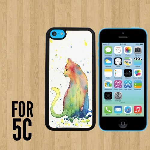 Watercolor Cat Kitty Custom Made Case | Animals Zone