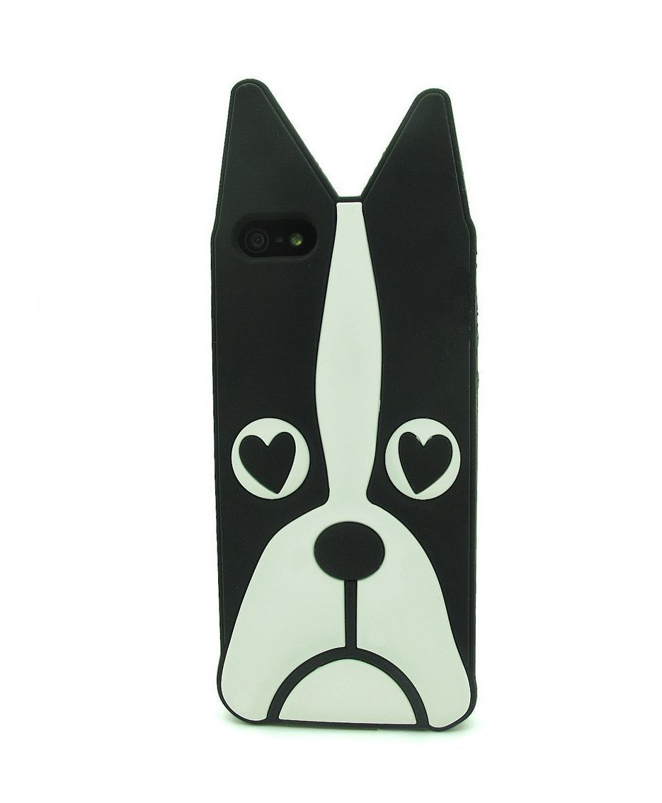 LliVEER 3D Lovely Soft Silicone Skin Case | Animals Zone