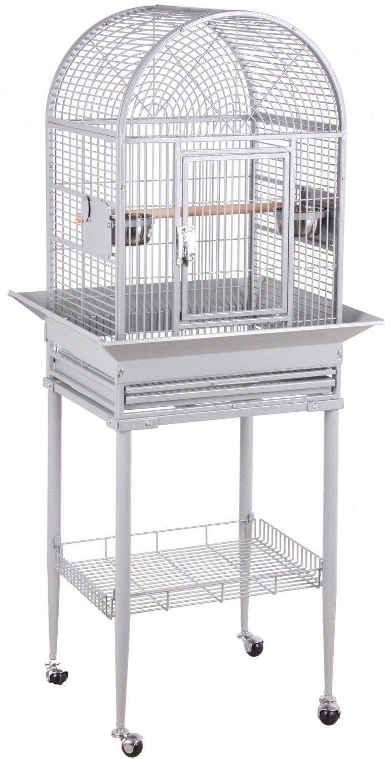 BirdsComfort HQ Small Dometop Bird Cage | Animals Zone