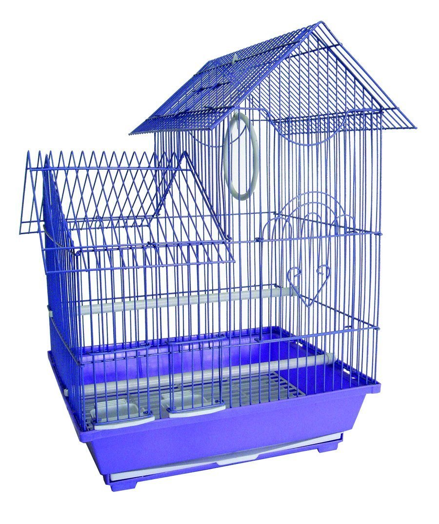 YML Pagoda Top Medium Parakeet Cage | Animals Zone