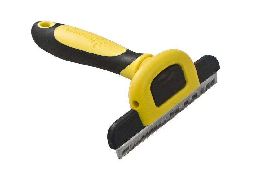 Pet Grooming Large Deshedding Tool | Animals Zone