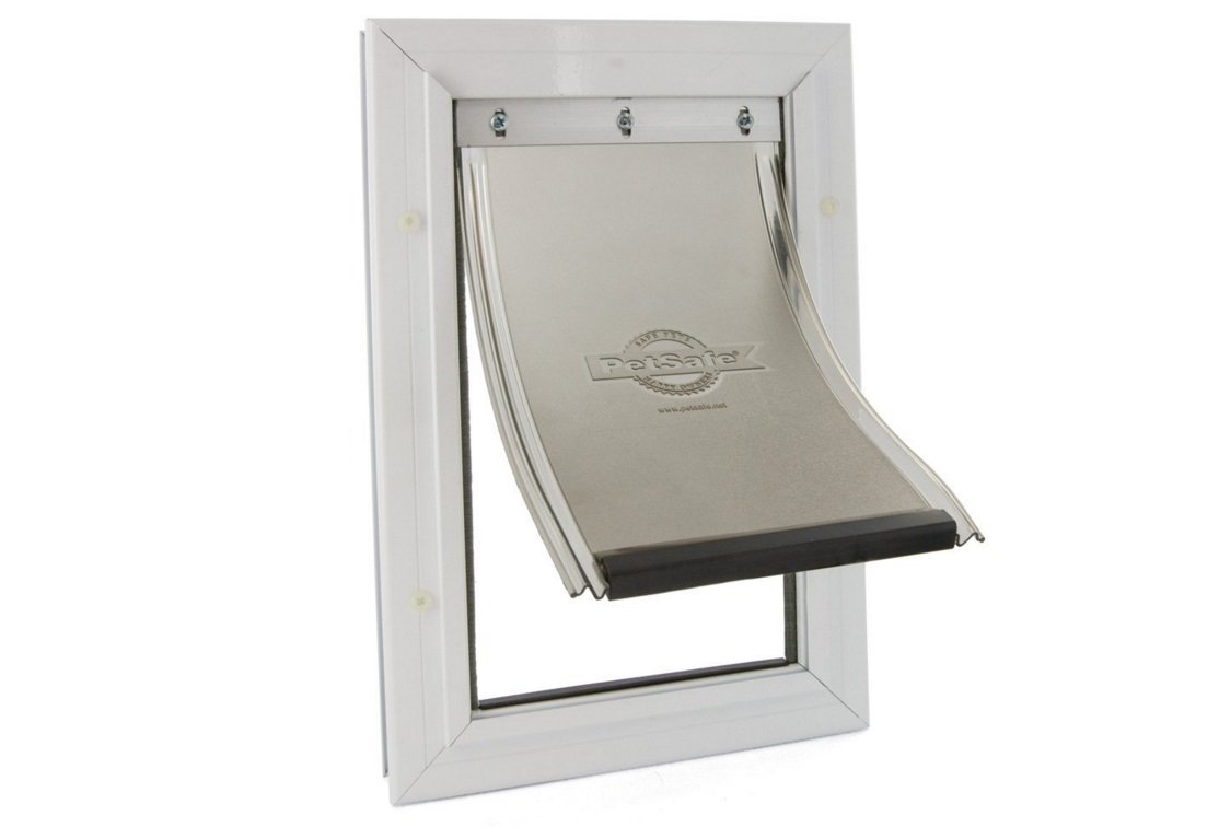PetSafe Freedom Door, Premium White | Animals Zone