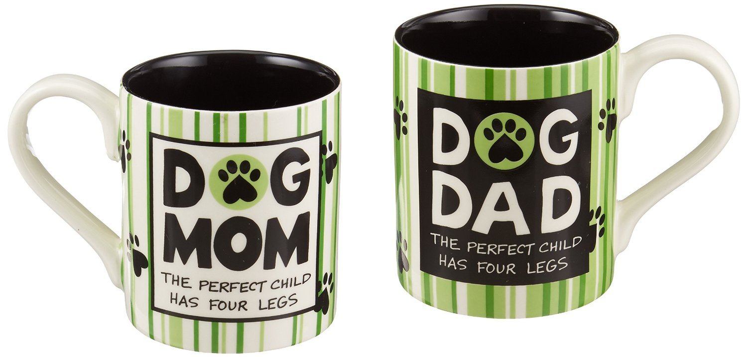 Dog Mom, Dog Dad Mug | Animals Zone